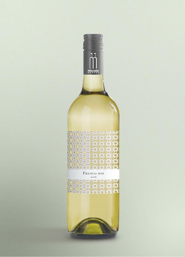 moln u00e1r borh u00e1z dry white wines labels by ferenc deak