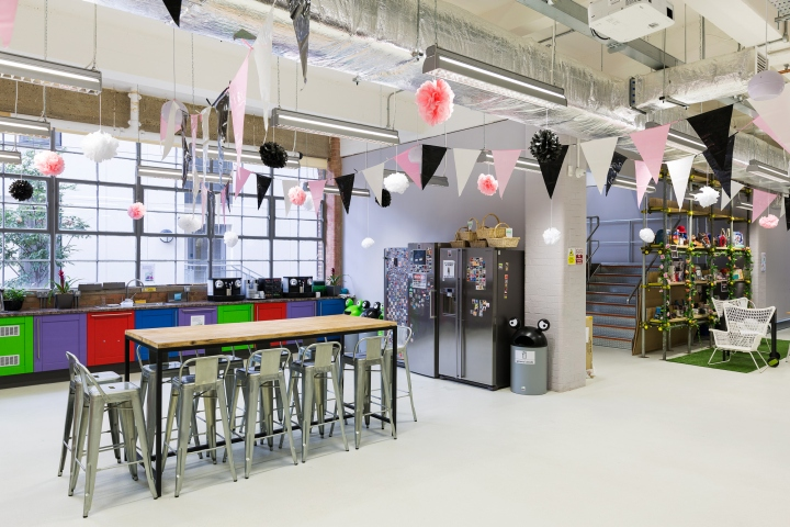 Moonpig office by ThirdWay Interiors, London – UK » Retail Design ...