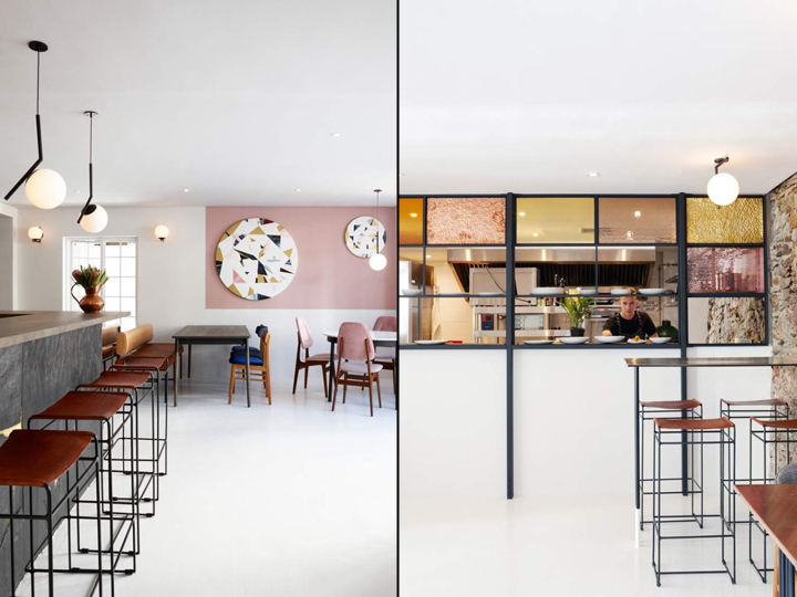 Charmant » Mulberry U0026 Prince Restaurant By Atelier Interiors, Cape Town U2013 South  Africa