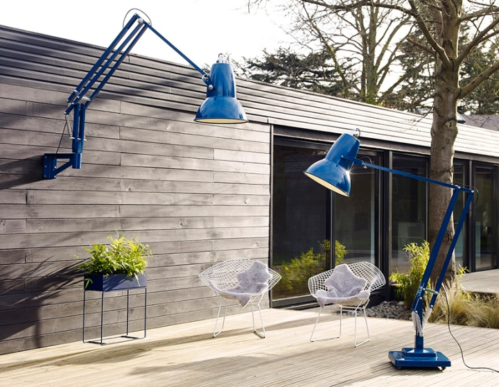 187 Original 1227 Giant Lamp Collection By Anglepoise