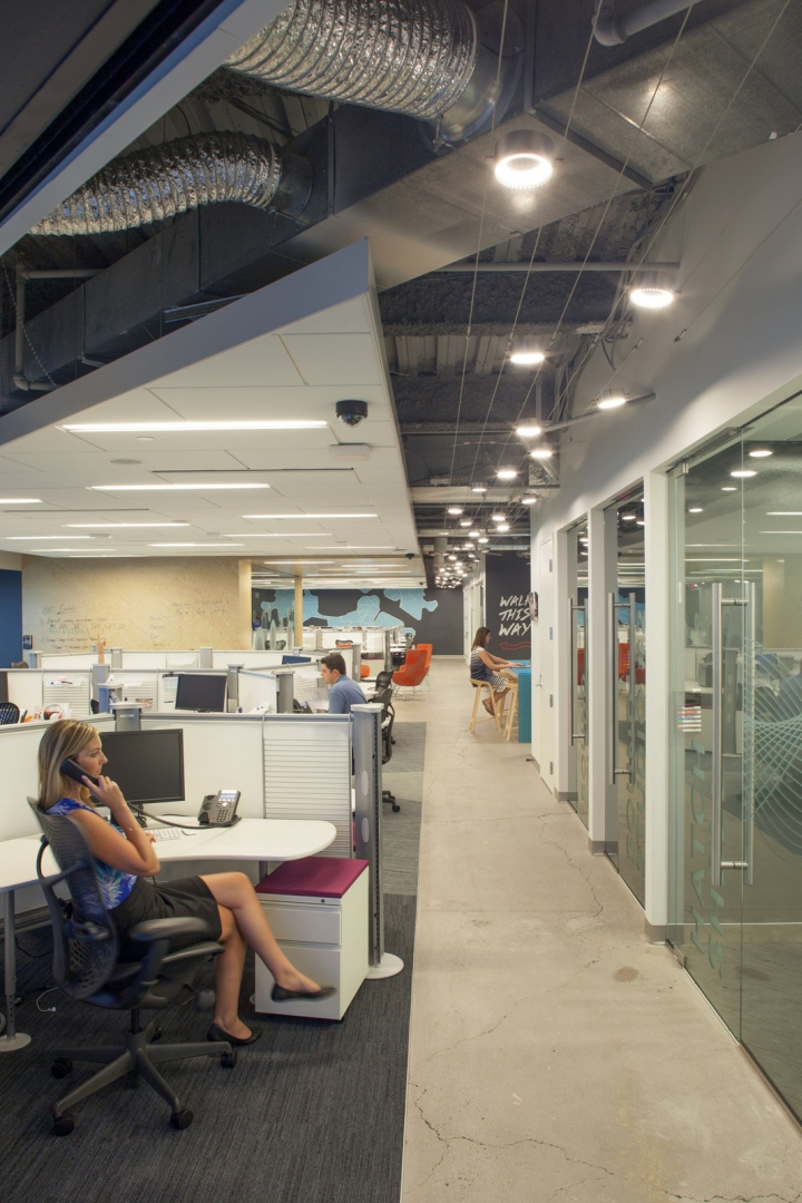 Pandora Offices By Fusion Design Consultants Boston