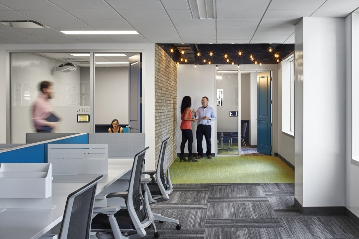 Placester offices by ia interior architects boston for Office design game