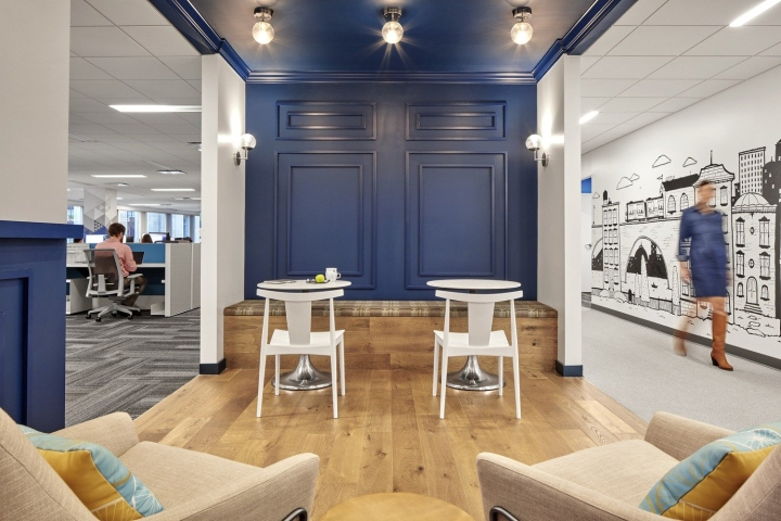 IA Interior Architects Has Developed The New Offices Of Placester Located In Boston Massachusetts Founded 2010 Is A Start Up Technology