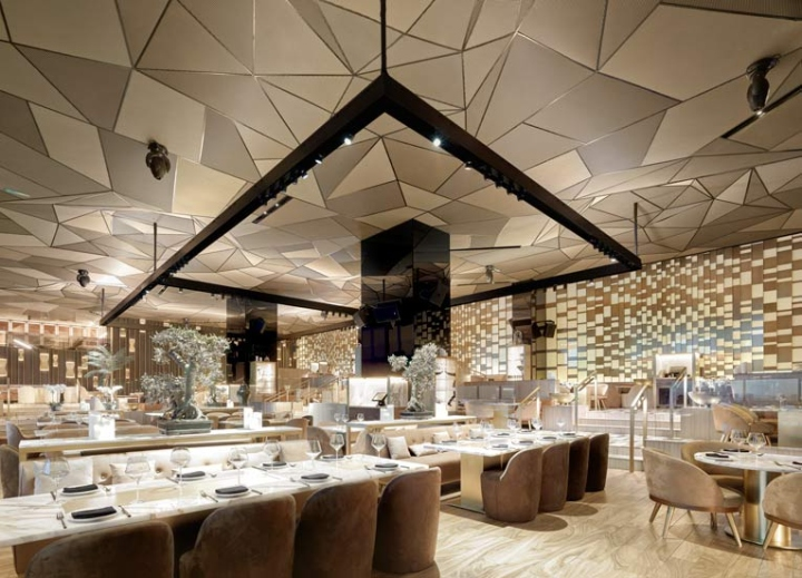 Play restaurant by gregory gatserelia dubai uae