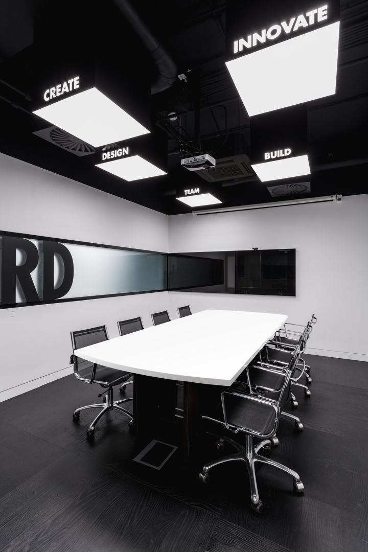 Rd Construction Office By Ind Office Moscow Russia