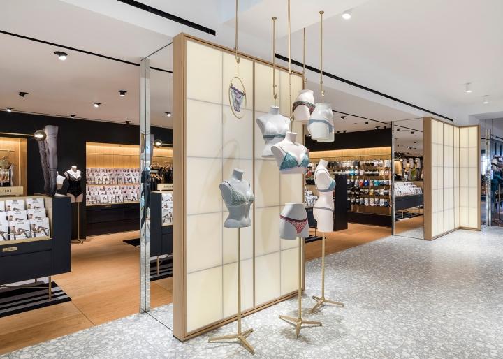 187 Selfridges Womenswear Department By Neri Amp Hu London Uk