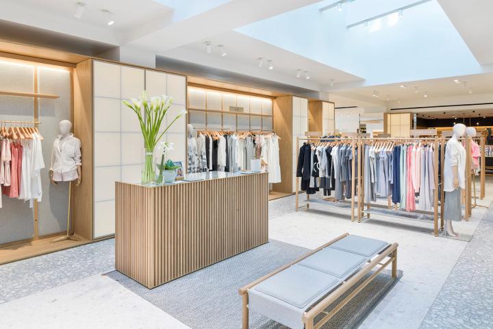 Lingerie retail design blog for Retail space design