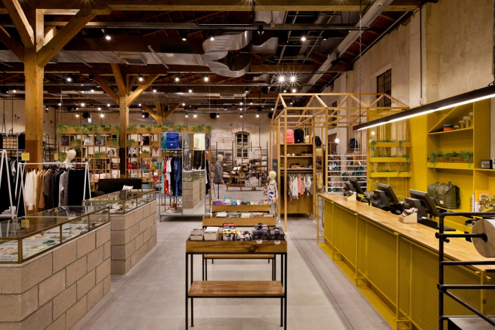 ... Accessories And Home Design U2013 Including Furniture, Fixtures And Tools.  Similar Concept Stores Can Be Found Abroad In Places Like DOVER STREET  MARKET In ...