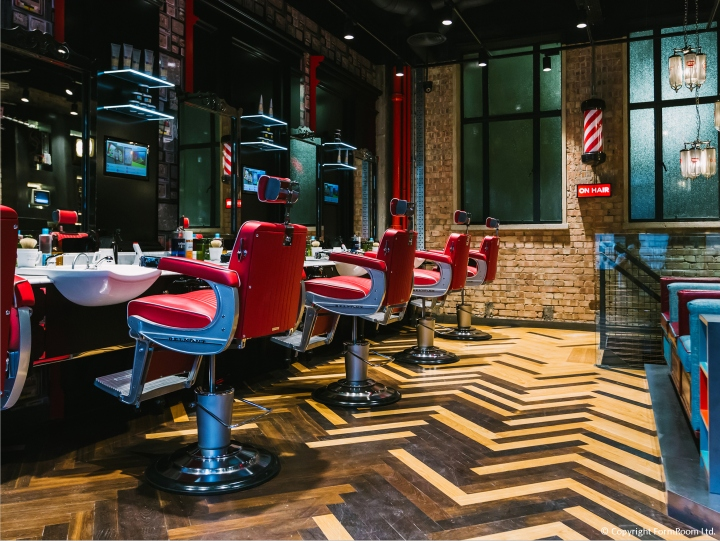 Ted Baker Lancaster Place Grooming Room By Formroom