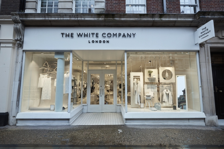 The White Company – White Label May 2016 by Lucky Fox, UK