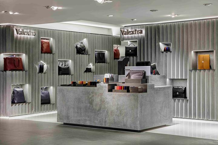 187 Valextra Retail Space At Harrods By David Adjaye London