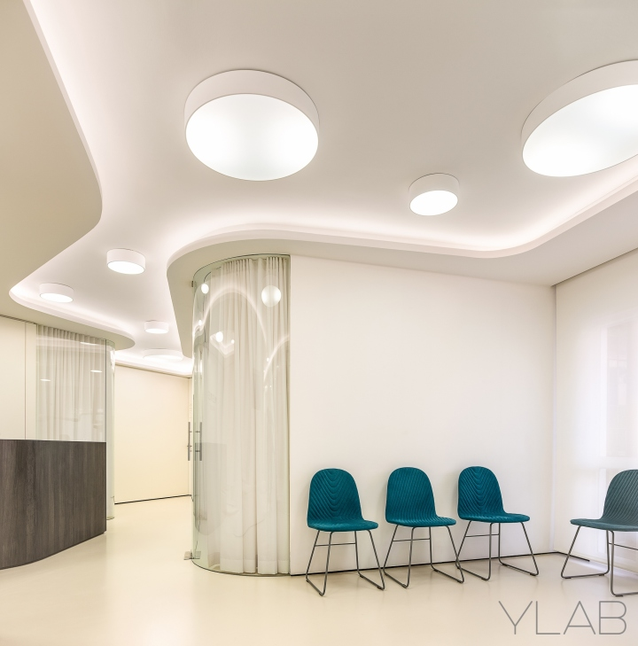 Valles  Valles dental office by YLAB Arquitectos Barcelona