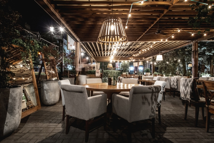 187 Vino E Cucina Restaurant By Yodezeen Kiev Ukraine