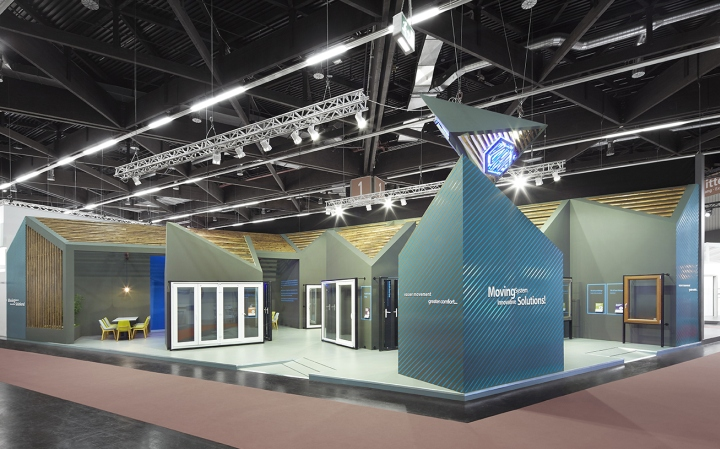 Exhibition Stand Design In Germany : Vorne fair stand fensterbau frontale by yerce