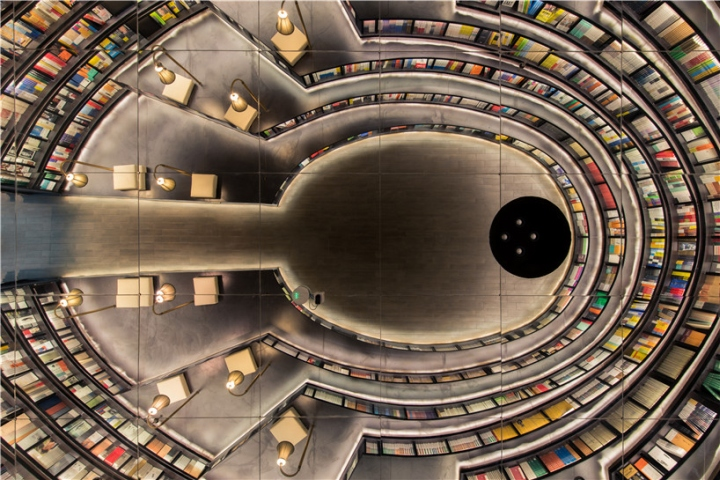 187 Zhongshuge Hangzhou Bookstore By Xl Muse Hangzhou China