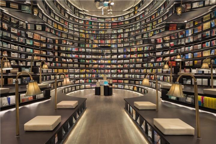 Zhongshuge Hangzhou Bookstore By XL MUSE China