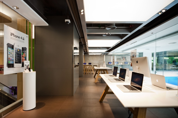 apple thailand office. Apple Thailand Office. At 323 Square Meters, Istudio United Center Is The Second Largest Office T