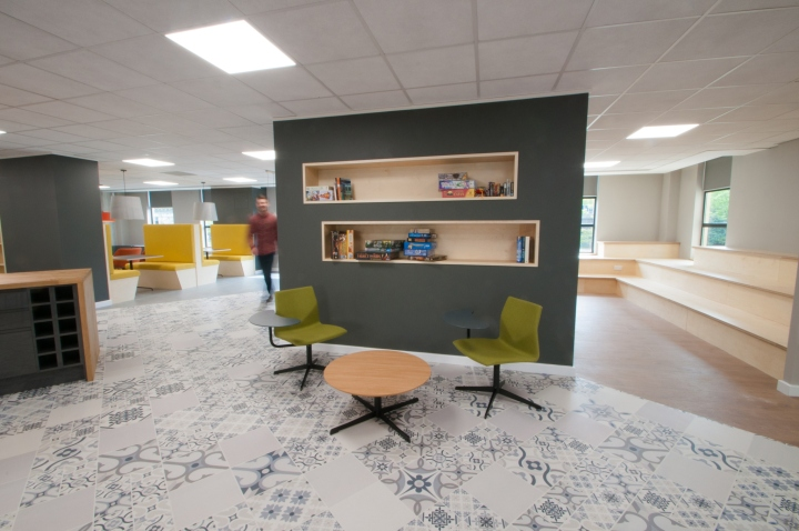 Retail design blog actual experience bath office by for Office design bristol