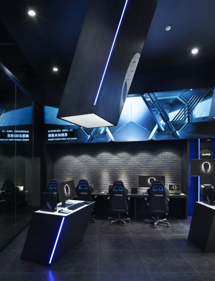 187 Alienware Theme Store And Internet Caf 233 By Gramco