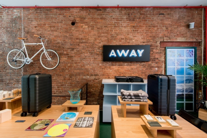 away concept store new york city retail design blog. Black Bedroom Furniture Sets. Home Design Ideas