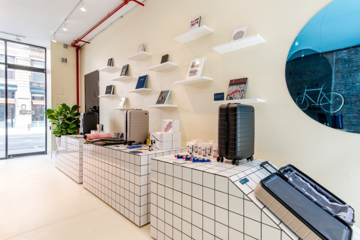 Away concept store, New York City » Retail Design Blog