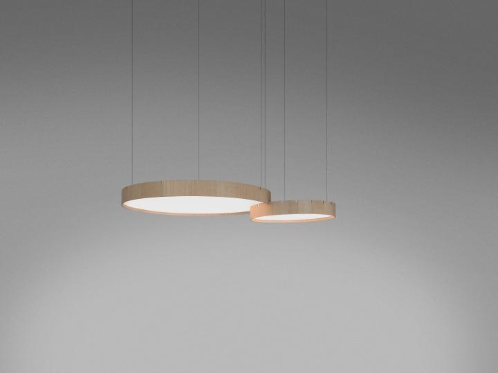 Lighting design double lux lighting
