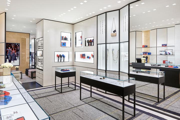 187 Chanel Boutique Stockholm Sweden