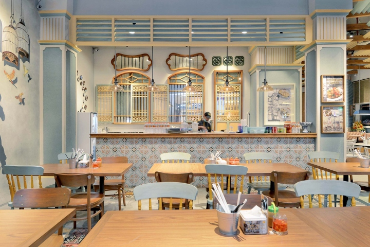 Eastern kopi tm by metaphor interior jakarta indonesia for Gavin interior design jakarta