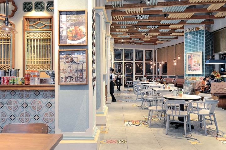Timber panel retail design blog for Interior design jakarta