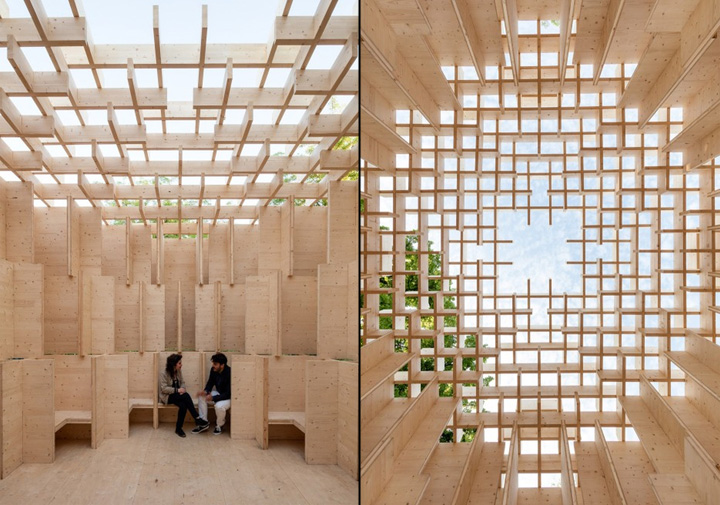 Forests Of Venice Pavilion By Kjellander Sjoberg Folkhem Venice Italy on primary socialization
