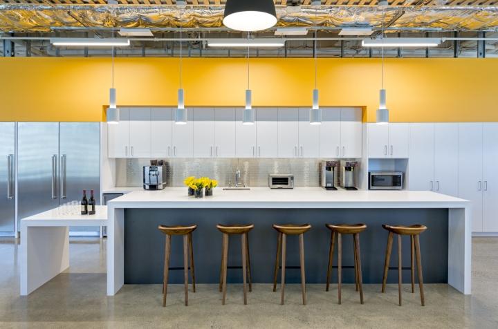 Gensler office oakland california retail design blog for Oakland kitchen design