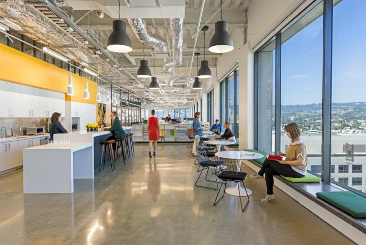 187 Gensler Office Oakland California