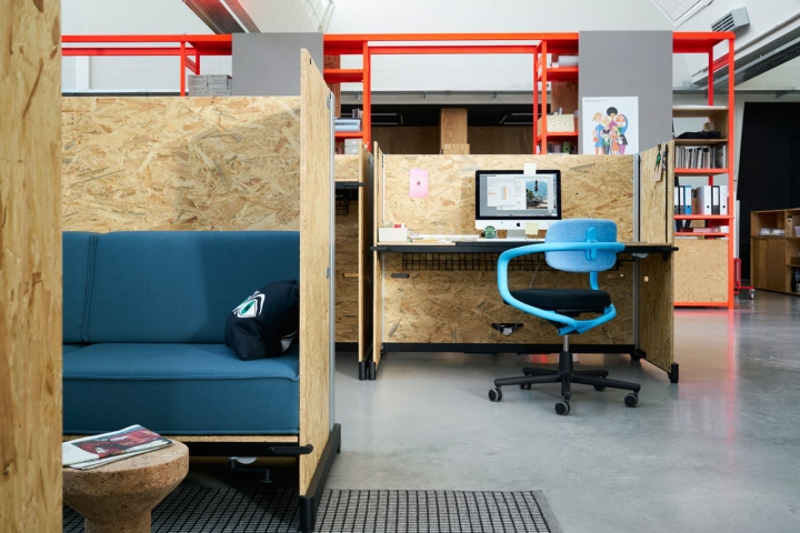 187 Hack Flexible Desk Systems By Konstantin Grcic For Vitra