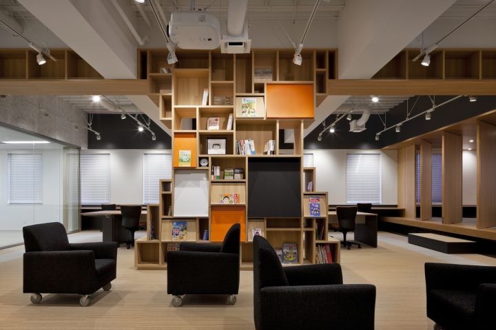 japanese office design. Kobunshoin Publishing Office By GRIP\u0026Co, Tokyo \u2013 Japan Japanese Design C