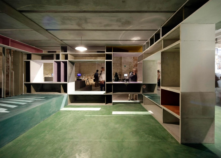 Lego like houses from ferrocement blocks by anupama kundoo for Ferrocement house plans