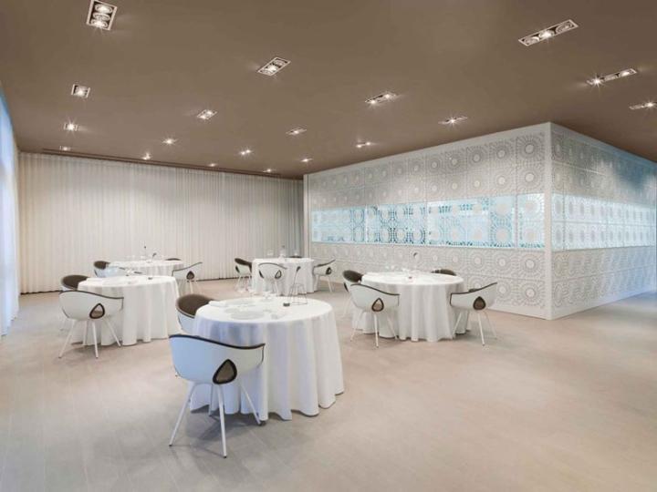 187 Lume Restaurant By Monica Melotti Milan Italy