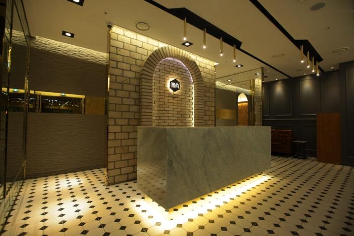 Max Beauty Salon By Ssomoo Design Seoul South Korea