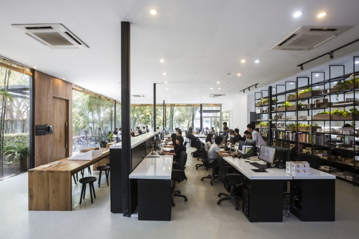 mia design studio offices ho chi minh city vietnam retail