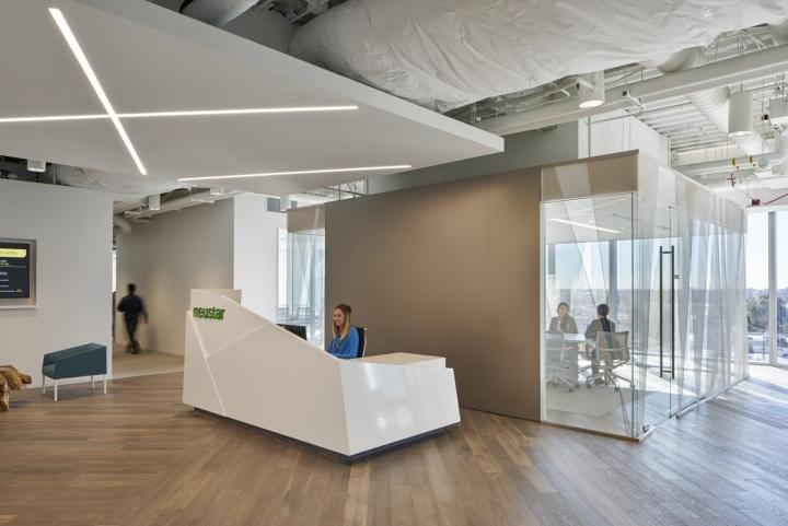 Neustar Offices By Studios Architecture San Diego California Retail Design Blog