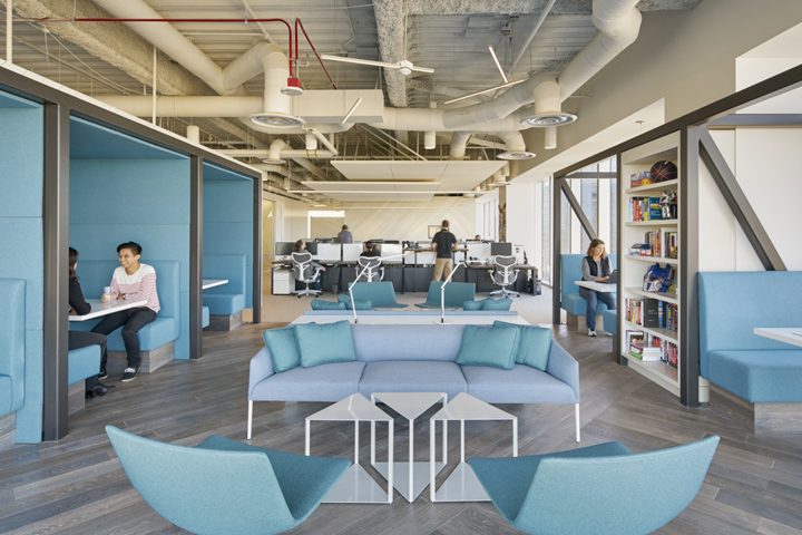 Neustar Offices By STUDIOS Architecture San Diego California