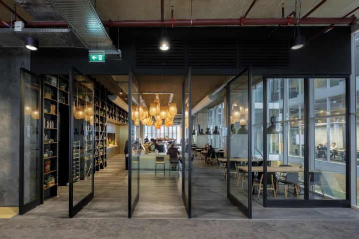 nidera office by fokkema partners rotterdam