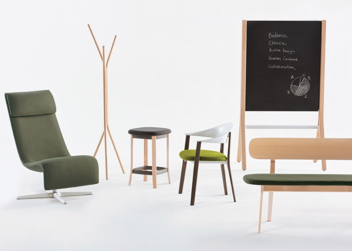 Office Furniture Collection By Pearsonlloyd Teknion