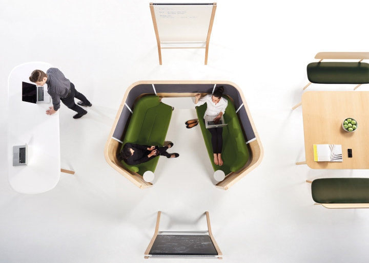 Office Furniture Collection By Pearsonlloyd Amp Teknion