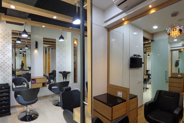 187 Posh Salon Amp Spa By Jignasu Shah Design Associates