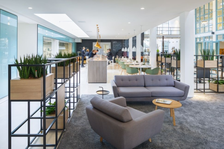 Roc mondriaan hospitality campus by fokkema partners for Interieur den haag