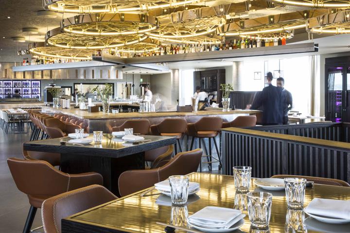 Rofuto restaurant by tibbatts abel birmingham uk