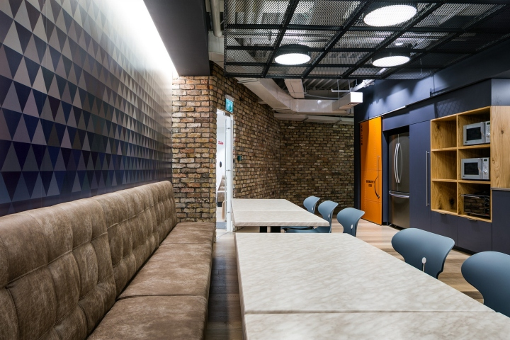 Sabre travel network offices by auerbach halevy architects for Office design meaning