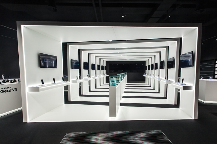 187 Samsung Pop Up Store By Cheil Germany Frankfurt Germany
