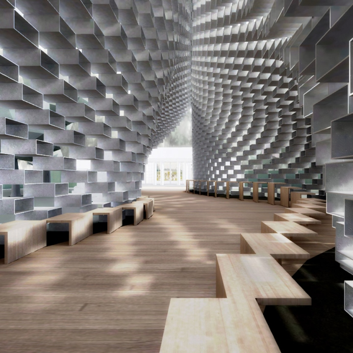 » Serpentine Gallery Pavilion By BIG, London