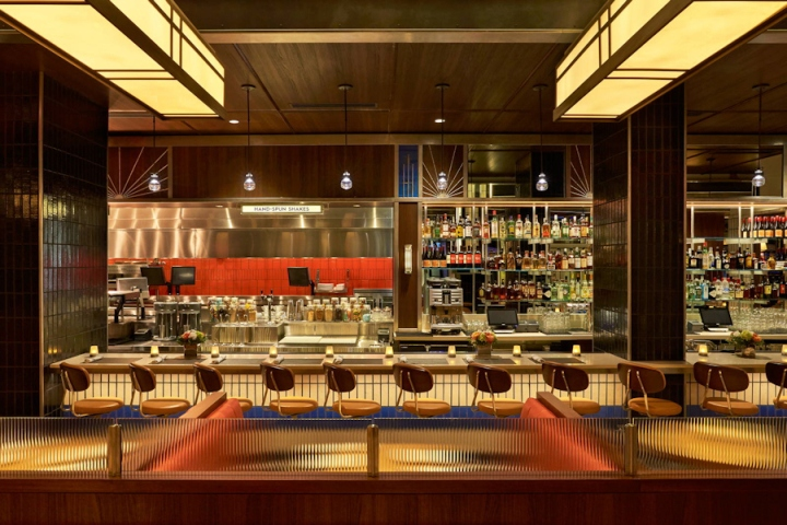 187 Silver Brasserie By Core Washington D C